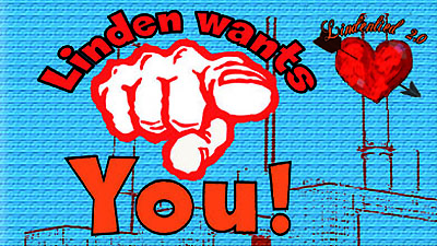 Linden wants you - Projekt: Lindenlied 2.0